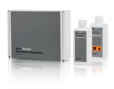 Nano-Glasversiegelung | Set 250 ml